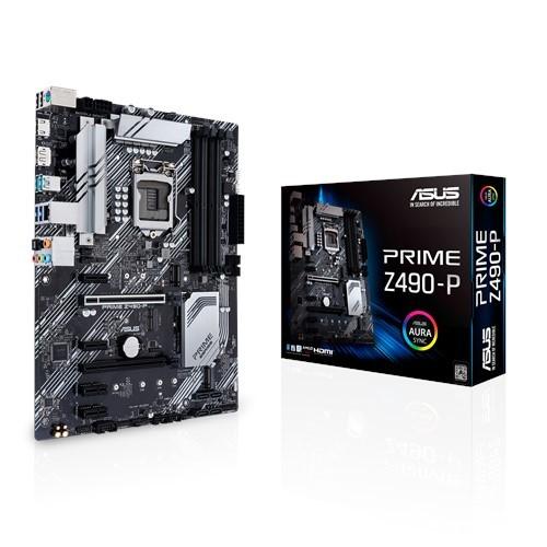 Материнская плата Asus Prime Z490-P Socket 1200