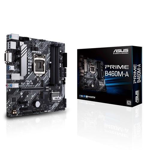 Материнская плата Asus Prime B460M-A Socket 1200