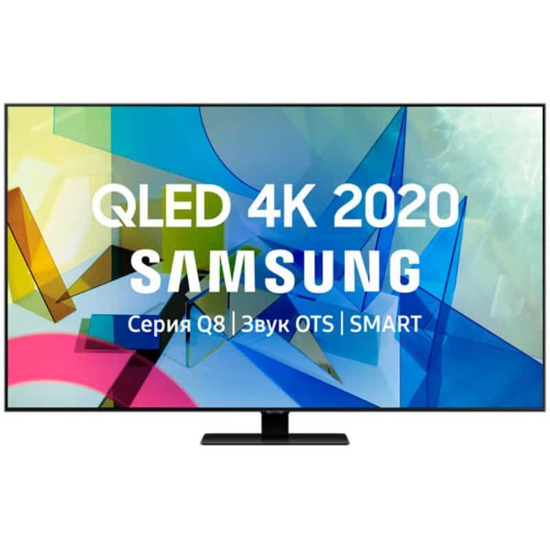 Телевизор QLED Samsung QE55Q87TAU (2020)