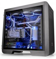 Корпус Thermaltake Core V51 Tempered Glass Edition Black (CA-1C6-00M1WN-03) без БП