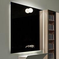 Зеркало Antonio Lupi Neutrokit Ntkit100W с подсветкой