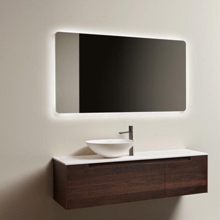 Зеркало с подсветкой Antonio Lupi Orma Orma110W