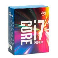 Процессор Intel Core i7 6800K 3.4GHz (15MB, Broadwell, 140W, S2011-3) Box (BX80671I76800K) no cooler