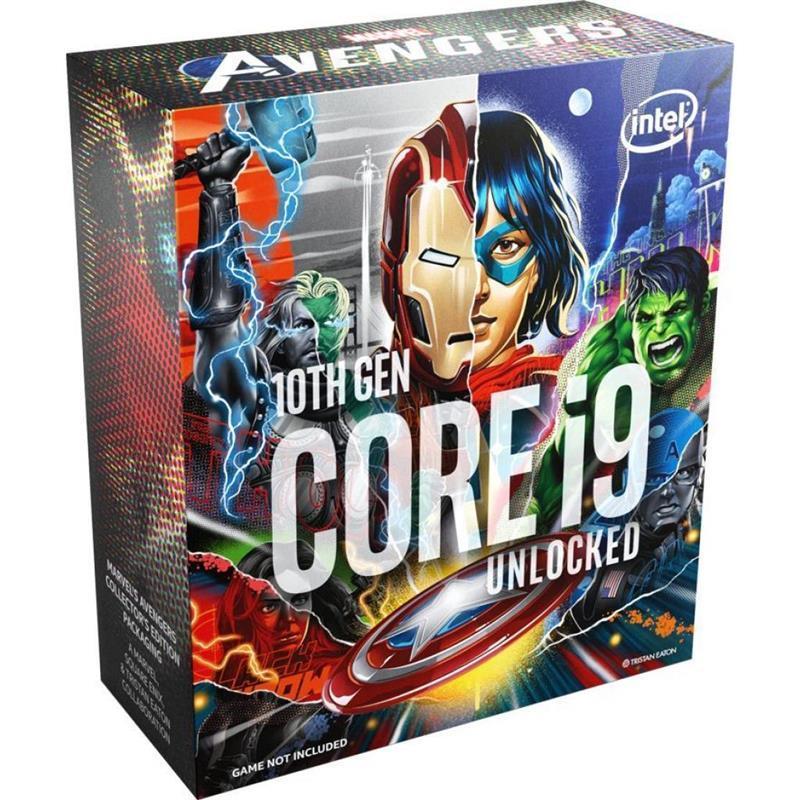 Процессор Intel Core i9 10850KA 3.6GHz (20MB, Comet Lake, 95W, S1200) Box (BX8070110850KA)