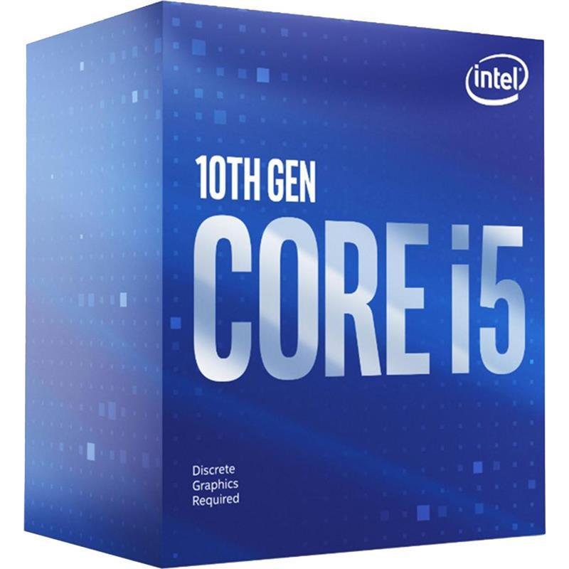 Процессор Intel Core i5 10600K 4.1GHz (12MB, Comet Lake, 125W, S1200) Box (BX8070110600K)