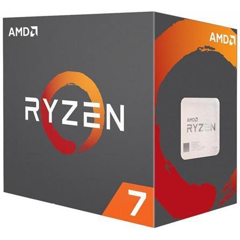 Процессор AMD Ryzen 7 2700X (3.7GHz 16MB 105W AM4) Box (YD270XBGAFBOX)