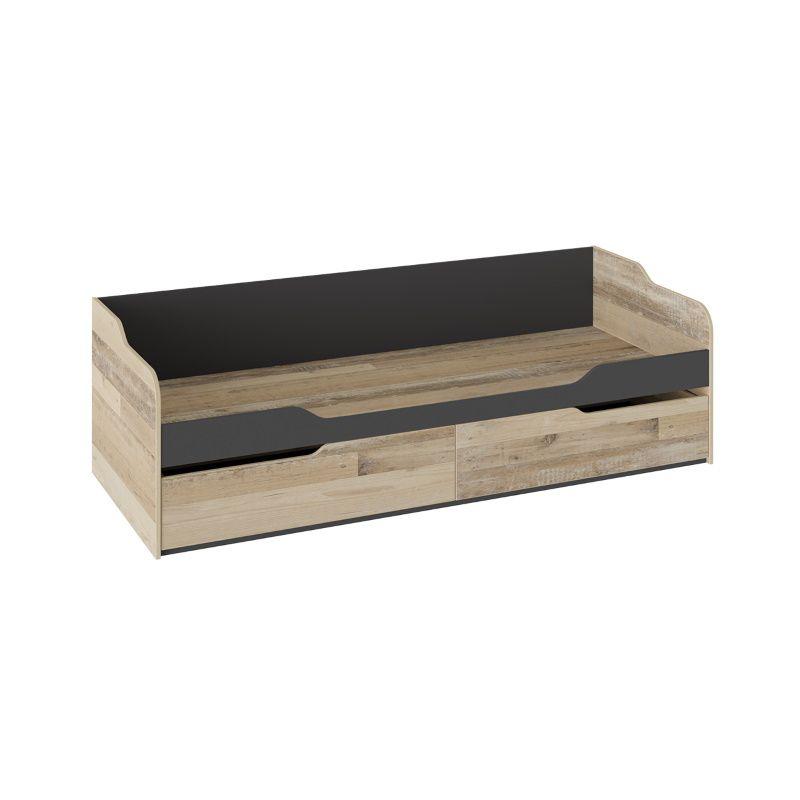 Кровать «Кристофер» с 2 ящиками
