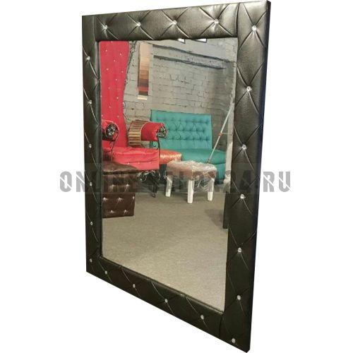 Зеркало в каретной стяжке