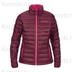 Куртка женская Ski-Doo Packable, Винная мод. 2021