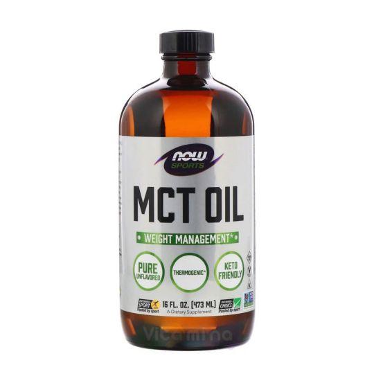 Жиросжигатель MCT Oil, 473 мл