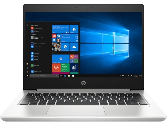 "Ноутбук HP ProBook 430 G7 (6YX16AV_V7); 13.3"" FullHD (1920x1080) IPS LED глянцевый антибликовый / Intel Core i7-10510U (1.8 - 4.9 ГГц) / RAM 8 ГБ / SSD 512 ГБ + SSD 32 ГБ 3D Xpoint / Intel UHD Graphics 620 / без ОП / LAN / Wi-Fi / BT / веб-камера / D"