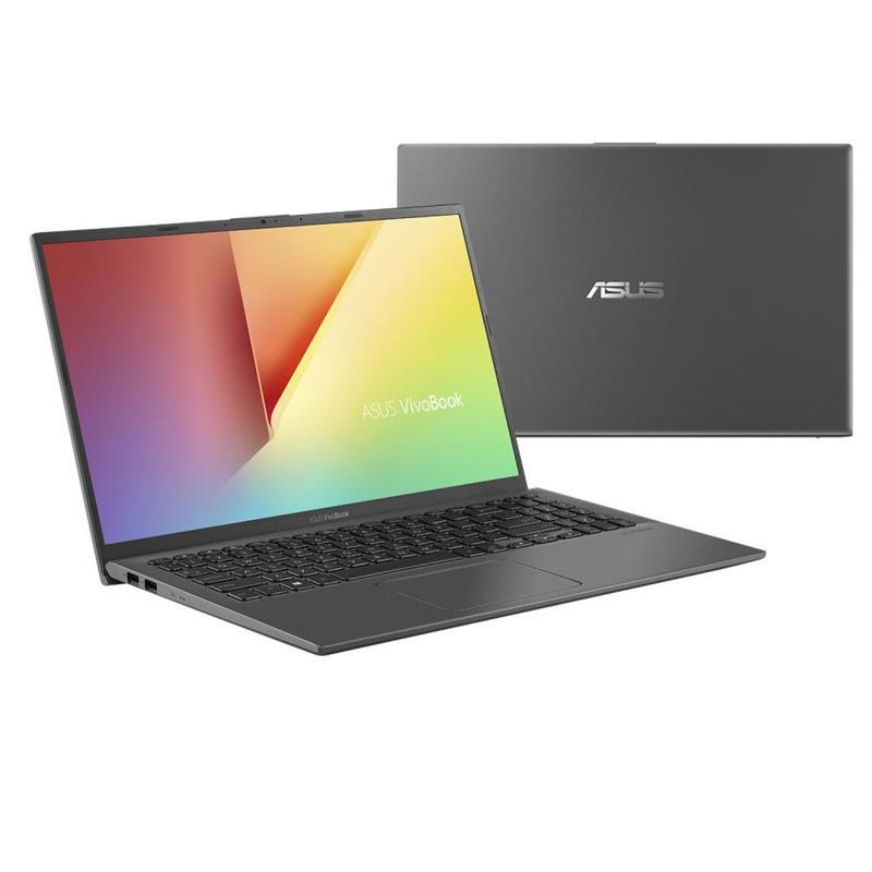"""Ноутбук Asus X512JP-BQ216 (90NB0QW3-M02980); 15.6"""" FullHD (1920x1080) IPS LED матовый / Intel Core i5-1035G1 (1.0 - 3.6 ГГц) / RAM 8 ГБ / HDD 1 ТБ + SSD 128 ГБ / nVidia GeForce MX330, 2 ГБ / без ОП / Wi-Fi / BT / веб-камера / Without OS / 1.75 кг / с"""