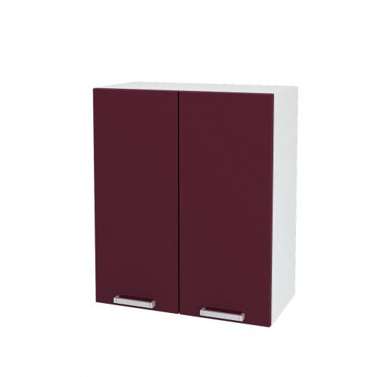 Шкаф верхний 2-х дверный Глория ШВ 600