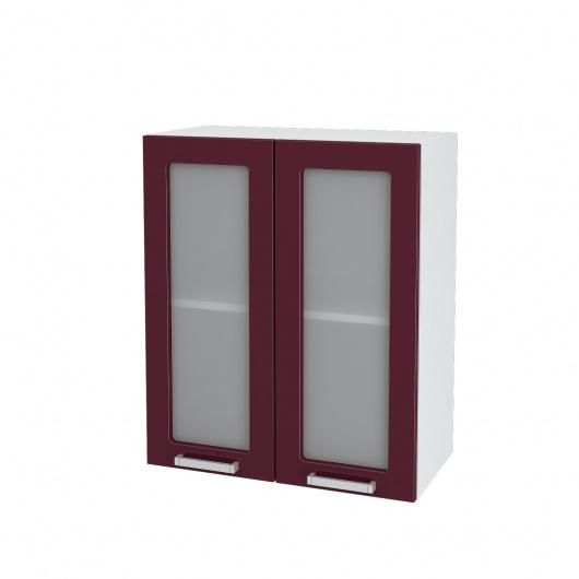 Шкаф верхний 2-х дверный Глория ШВС 600