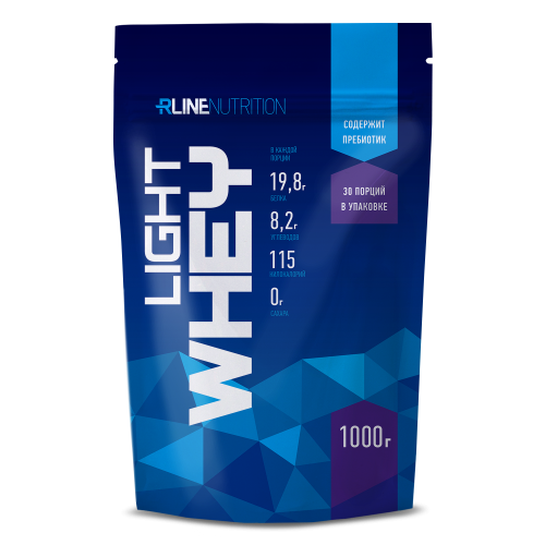 R-LINE Light Whey 1000 гр (30 порций)