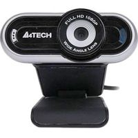 Веб-камера A4Tech PK-920H-1 Silver+Black