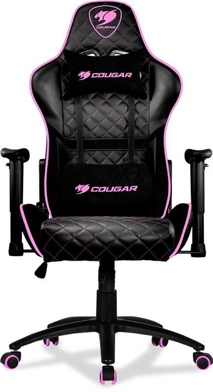 Кресло для геймеров Cougar Armor One Eva Black/Pink