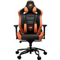 Кресло для геймеров Cougar Armor Titan Pro Black/Orange
