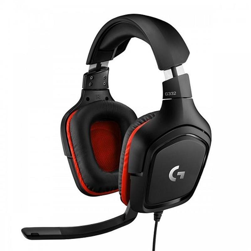 Гарнитура Logitech G332 Black (981-000757)