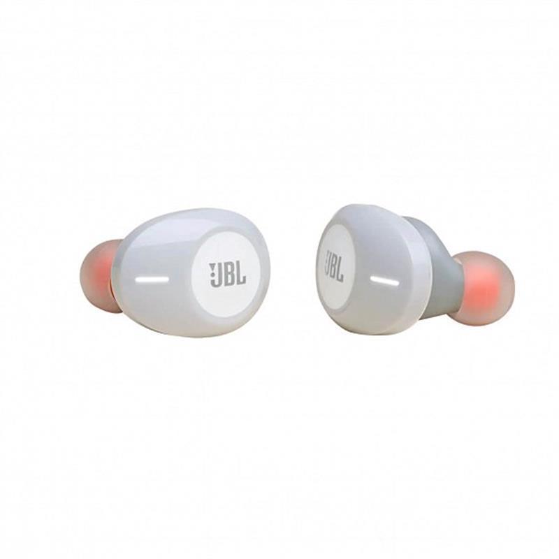 Bluetooth-гарнитура JBL T120TWS White (JBLT120TWSWHT)