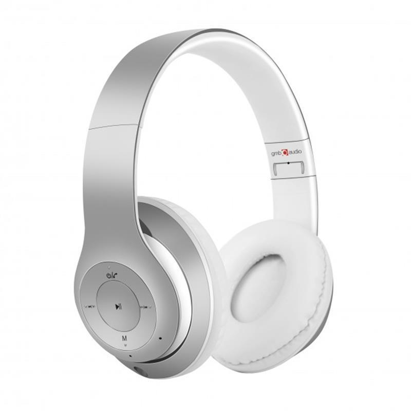 Bluetooth-гарнитура GMB Audio BHP-MXP-SW Silver-White