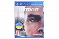 Игра Detroit. Стать Человеком для Sony PlayStation 4, Russian version, Blu-ray (9429579)