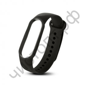 Ремешок для Mi 5 band silicon loop Black