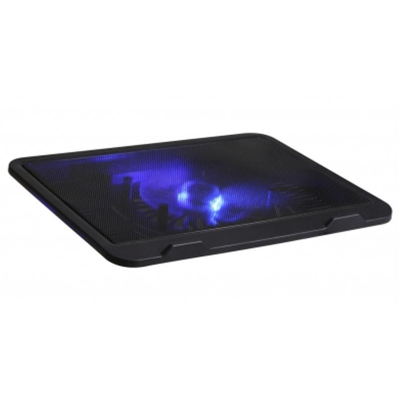 Охлаждающая подставка для ноутбука ProLogix DCX-Н19 Black