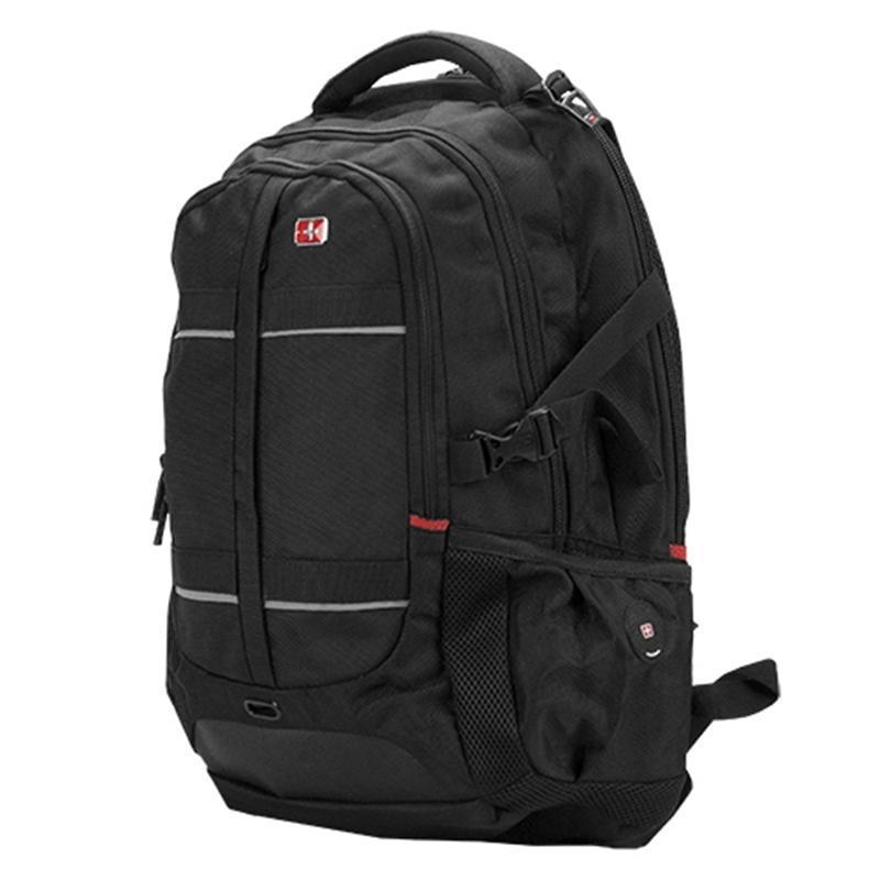 Рюкзак для ноутбука Continent BP-302 Black (BP-302BK)