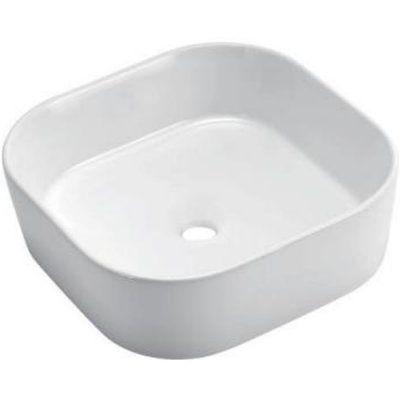Раковина для ванной белая к столешнице Gappo GT202