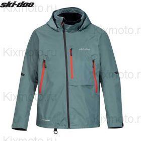 Куртка Ski-Doo Helium, Голубая мод. 2021