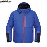 Куртка Ski-Doo Mcode, Синяя мод. 2021
