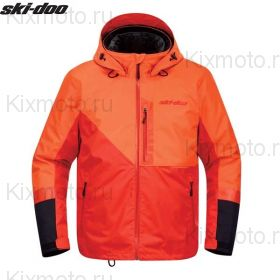 Куртка Ski-Doo Mcode, Оранжевая мод. 2021