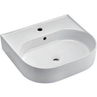 Раковина для ванной белая к столешнице GT501