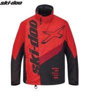 Куртка Ski-Doo X-Team, Черно-красная мод. 2021