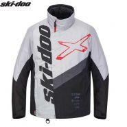 Куртка Ski-Doo X-Team, Серо-черная мод. 2021