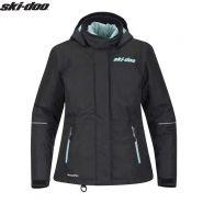 Куртка женская Ski-Doo Absolute 0, Черная мод. 2021