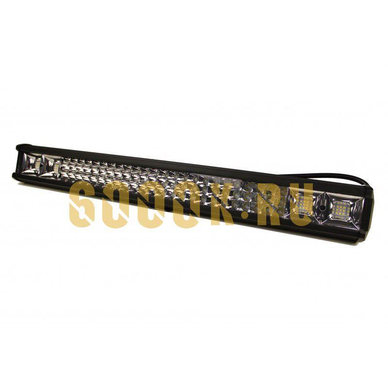 Светодиодная трехрядная балка 324 Вт комбинированного света (Philips)