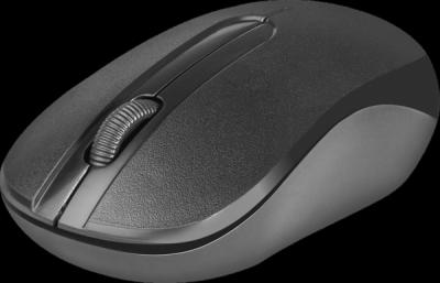 НОВИНКА. Беспроводная оптическая мышь Hit MM-495 черный,3 кнопки,1600 dpi