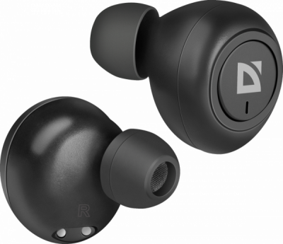 Беспроводная гарнитура Twins 638 черный,TWS, Bluetooth