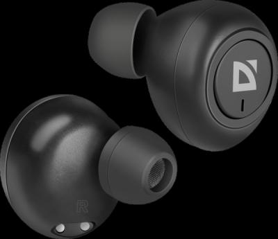 НОВИНКА. Беспроводная гарнитура Twins 638 черный,TWS, Bluetooth