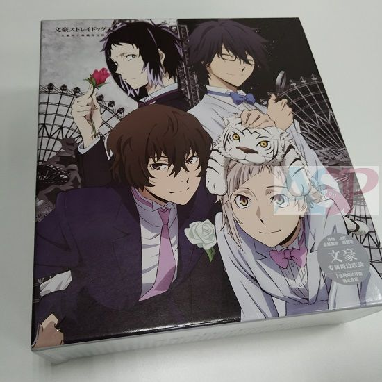 Аниме бокс ​Bungou Stray Dogs