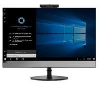 """Моноблок Lenovo V530-24 (10UW0006RU); 23.8"""" (1920х1080) IPS / Intel Core i3-8100T (3.1 ГГц) / RAM 8 ГБ / HDD 1 ТБ / Intel HD Graphics 630 / DVD-RW / LAN / Wi-Fi / Bluetooth / веб-камера / кардридер / Windows 10 Pro / черный / клавиатура + мышь"""