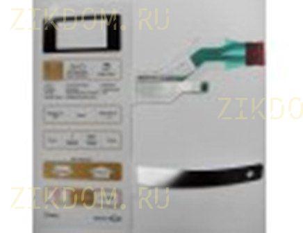 Сенсорная панель микроволновой печи Samsung GE83DTR-W DE34-00356H