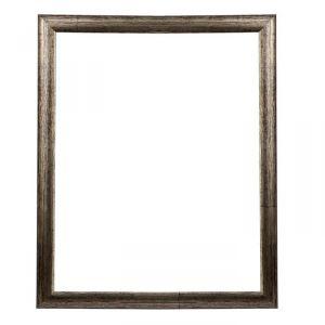 Рама для зеркал и картин пластик 30*40*2.7см, Calligrata 647250,т-коричнев с золот. патиной 5399416