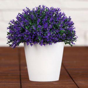 """Бонсай """"Мелкие цветочки"""" 8х12 см микс   4736475"""