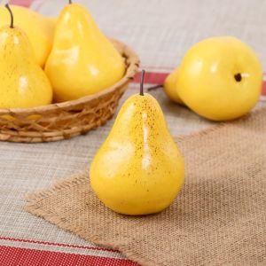 Искусственная жёлтая груша