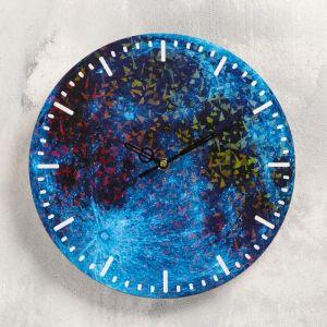 """Часы настенные """"Планета"""", d-23.5. плавный ход 5233996"""