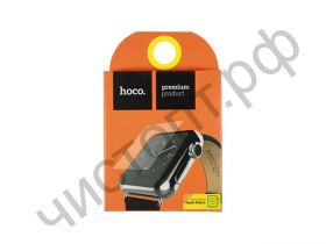 Защитное стекло APPLE Watch 42mm, 0.15 мм, 2D, глянцевое HOCO