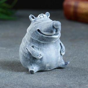 """Сувенир """"Медведь (авторский М. Бруй) 6,8см 5221982"""